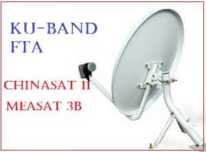 Frekuensi Tv KU-BAND FTA Terbaru
