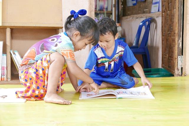 10 Cara Mengajari Anak Agar Cepat Membaca Dan Menulis