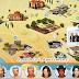 砂漠の町のアパートメント・その2