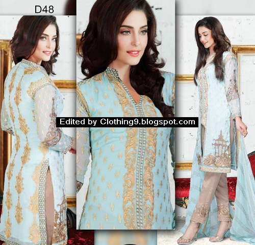 Charizma Luxury Chiffon Vol-6 2016