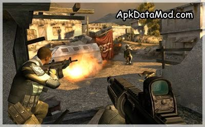 Modern Combat 3 Fallen Nation Apk real war