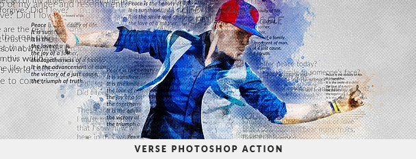 Painting 2 Photoshop Action Bundle - 41