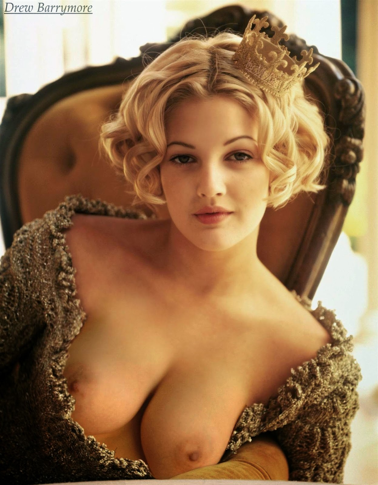 Barrymoore Nude 2