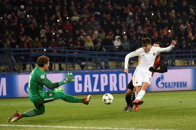 Gol Under ke Gawang Shakhtar
