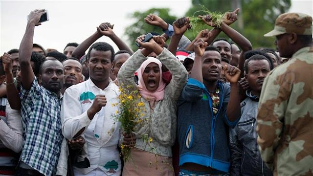 Ethiopia's government limits diplomats' movements, media access
