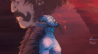 Comics: Brothers Dracul #4 - Reviewed