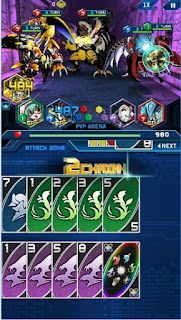Digimon Heroes MOD Apk [LAST VERSION] - Free Download Android Game