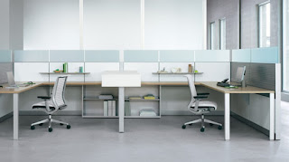 Thiết kế văn phòng với diện tích nhỏ đơn giản
