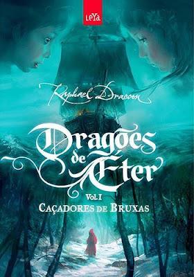 dragões de éter, literatura fantastica, literatura