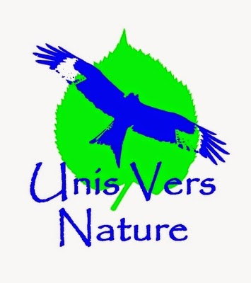 logo Unis Vers Nature, stage survie, plantes sauvages