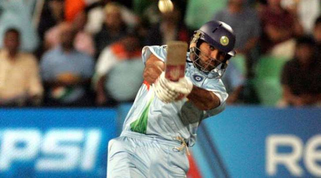 Yuvraj Singh smashed six sixes and fastest T20I fifty. (Source: Reuters)