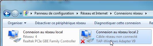 Windows - Réseau et Internet