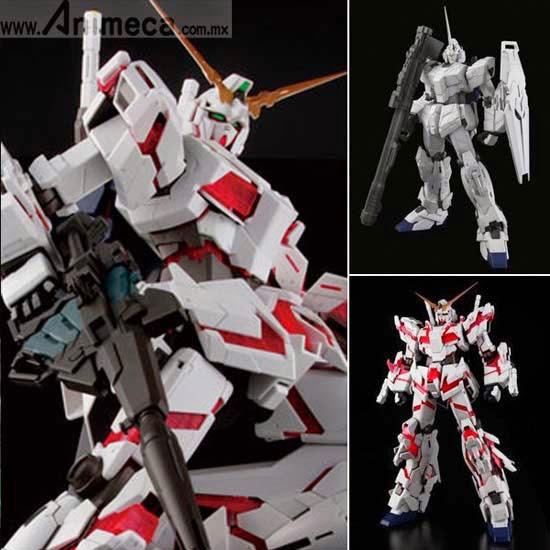 UNICORN GUNDAM RX-0 PERFECT GRADE (PG) 1/60 PLASTIC MODEL Mobile Suit Gundam Unicorn BANDAI