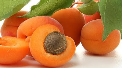 gambar wallpaper buah aprikot hd