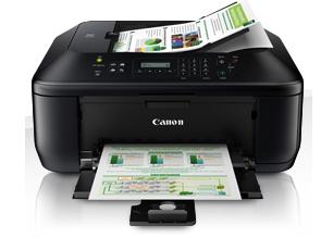 Canon PIXMA MX394 Printer Driver Download