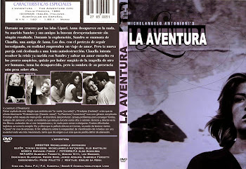 Carátula dvd: La aventura (1960) (L'avventura)