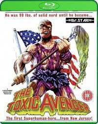 The Toxic Avenger (1984) Movies Dual Audio [Hindi - English] 300mb