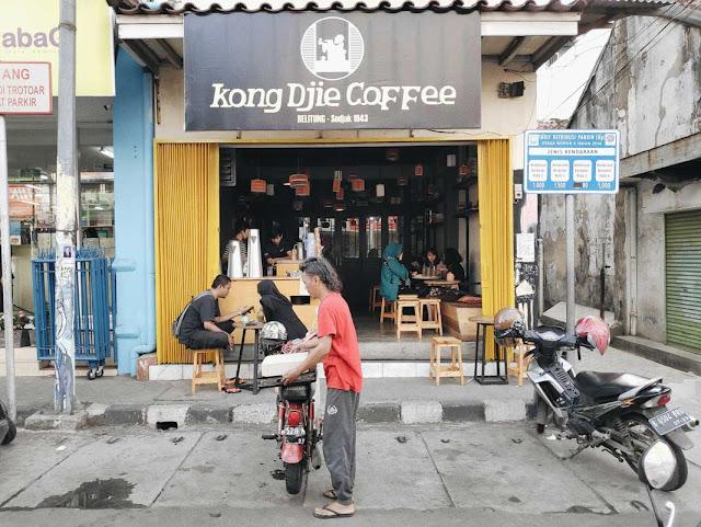 Kopi Kong Djie
