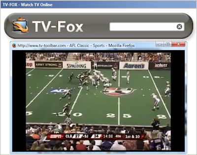 Download TV-Fox to watch TV