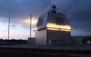 Radar Aegis Ashore