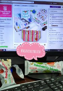 Tummy Yogurt Bar Heavenly Blush