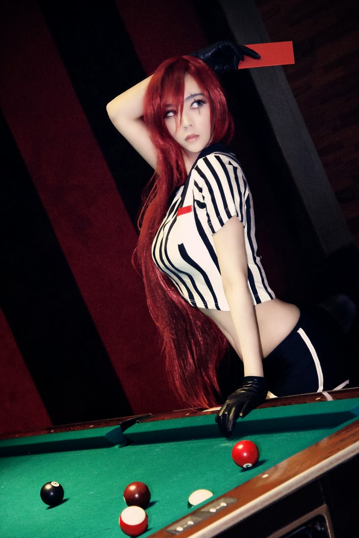 lol, Katarina skin perfect cosplay league of legends, archive lol