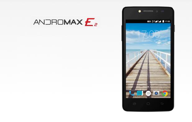 Smartfren Andromax E2 - Harga dan Spesifikasi lengkap Terbaru 2016