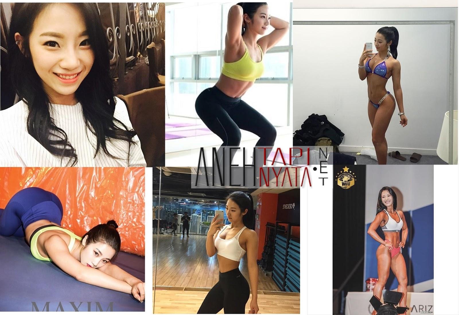 Wanita Cantik Dengan Otot Perkasanya Yang Bikin Melongo Berita