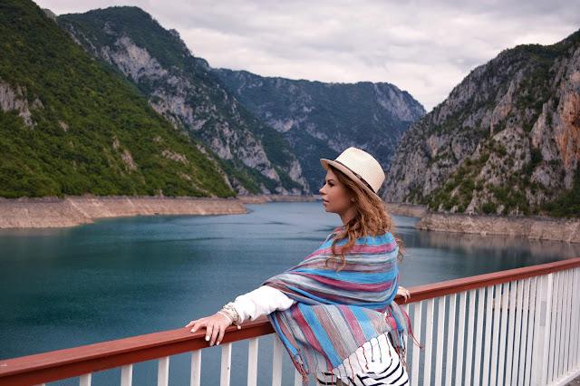 Самые красивые места Черногории. Пивское озеро