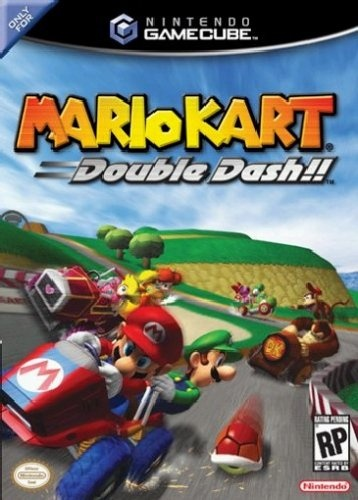 Mario Kart Double Dash %255BEnglish%255D - Mario Kart Double Dash [English] Wii