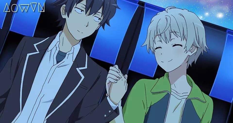 AowVN.org m%2B%25281%2529 - [ Anime 3gp Mp4 ] Yahari Ore no Seishun Love Comedy wa Machigatteiru BD SS1 + SS2 + OVA | Vietsub