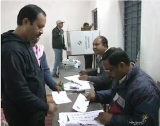 Chhattisgarh Assembly Elections Phase 1 LIVE UPDATES Voting begins in 18 seats; IED blast in Dantewada