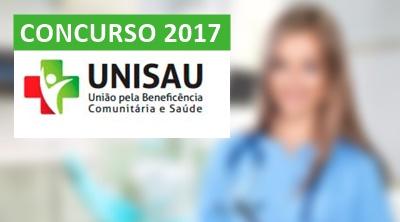 Concurso Unisau São Vicente 2017