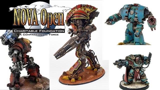 Sneak Preview of New Horus Heresy Armies to be Raffled Off.