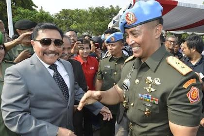 Dosen UIN Sebut Pelantikan Menantu Hendropriyono, Andika Perkasa untuk Amankan Kemenangan Jokowi