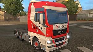 Yandex MAN skin