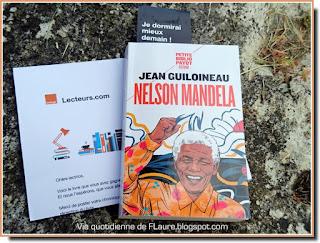 Vie quotidienne de FLaure : Nelson Mandela - Jean GUILOINEAU