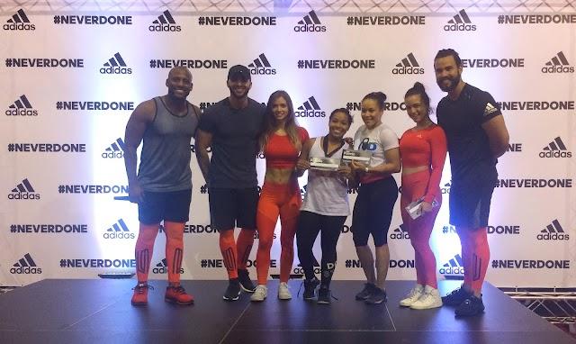 Concluye primera versión del Adidas Training Camp