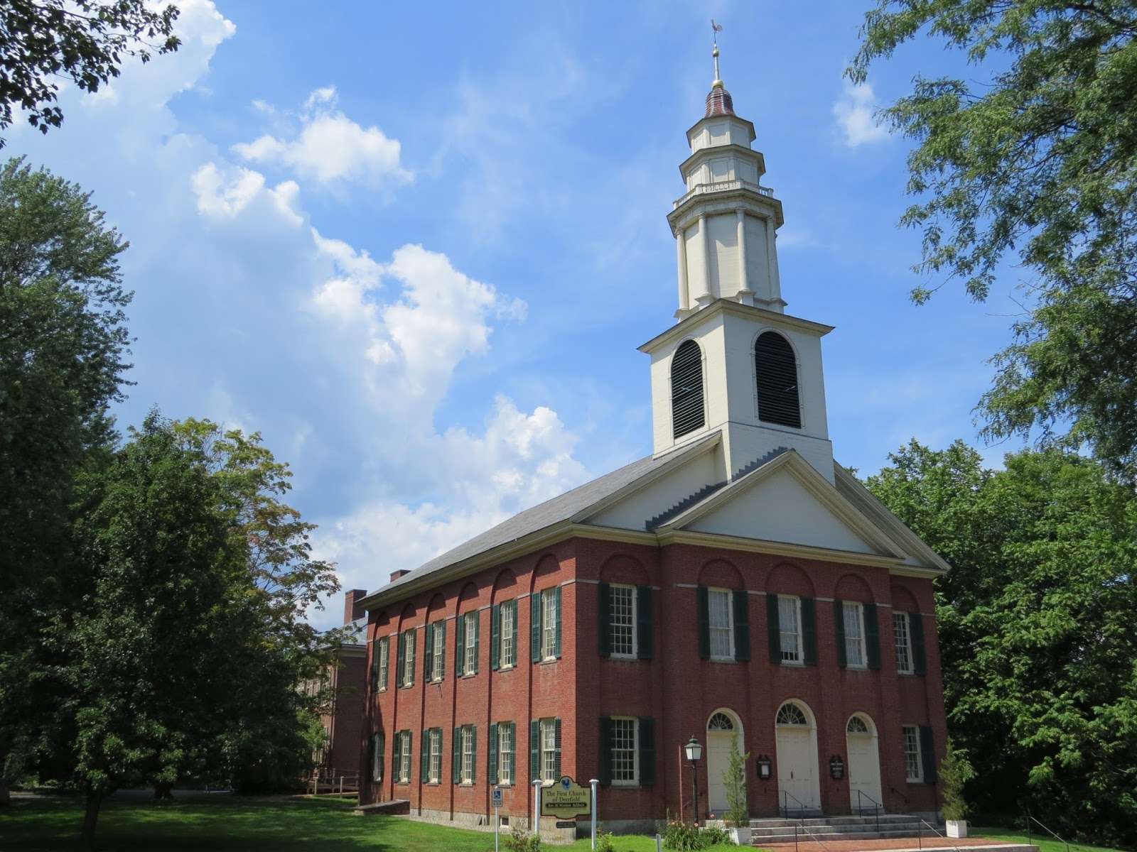 Things with Wings: A Visit to Historic Deerfield
