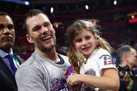Tom Brady criticized after leaping off cliff with 6-year-old daughter