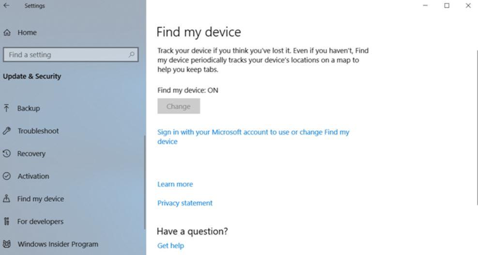 خاصية-Find-my-device-في-ويندوز10