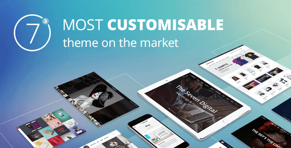 The7 - Responsive Multi-Purpose WordPress Theme