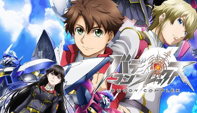 Download Buddy Complex BD Subtitle Indonesia