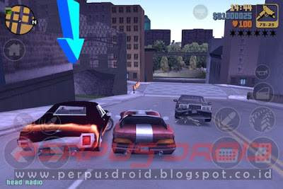 Dowmload Mod Pack GTA 3 Lite Cleo Android Bahasa Indonesia