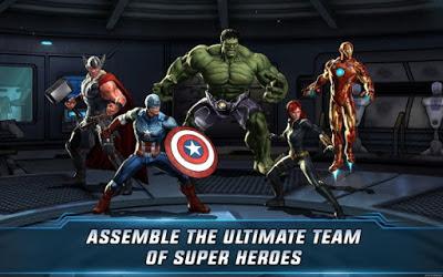 Marvel Avengers Alliance 2 v1.0.2 MOD Apk Terbaru screenshot 2