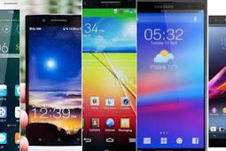 9 Tipe Smartphone Tercanggih 2018