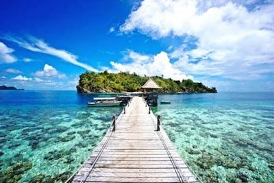 Pulau Tikus Bengkulu