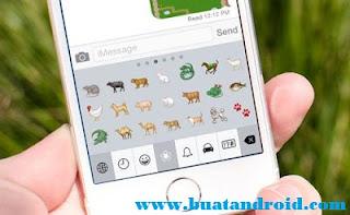 Cara Menggunakan Emoji iPhone di Android