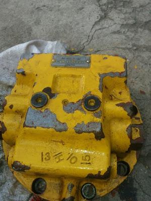 Mô tơ - Motors tời cẩu SOOSAN 10 tấn - SCS1015 chính hãng Hàn Quốc