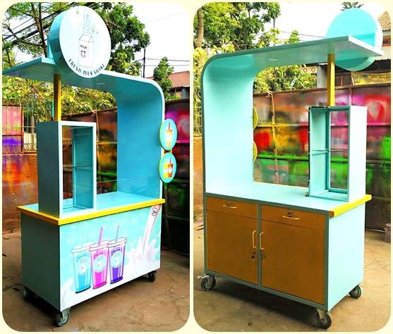 Booth Minuman